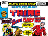 Marvel Two-In-One Vol 1 51