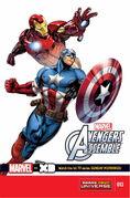 Marvel Universe Avengers Assemble Vol 1 13