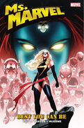 Ms. Marvel TPB Vol 1 9 Best you can be