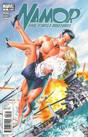 Namor The First Mutant Vol 1 5