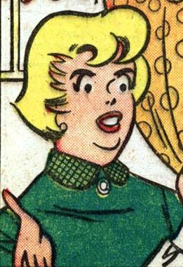 Nancy Lisbeth (Earth-616)