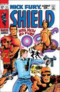 Nick Fury, Agent of SHIELD Vol 1 12