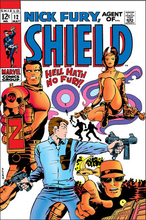 Nick Fury, Agent of SHIELD Vol 1 12.jpg