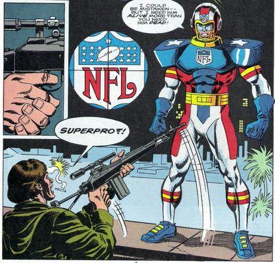 Phil Grayfield (Earth-616) from NFL Superpro Vol 1 1 0001.jpg