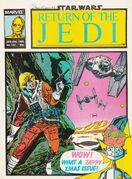 Return of the Jedi Weekly (UK) Vol 1 132