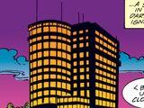 Stark Enterprises Headquarters