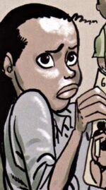Stephanie Bradley (Earth-616)