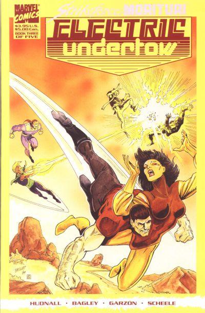 Strikeforce Morituri Electric Undertow Vol 1 3