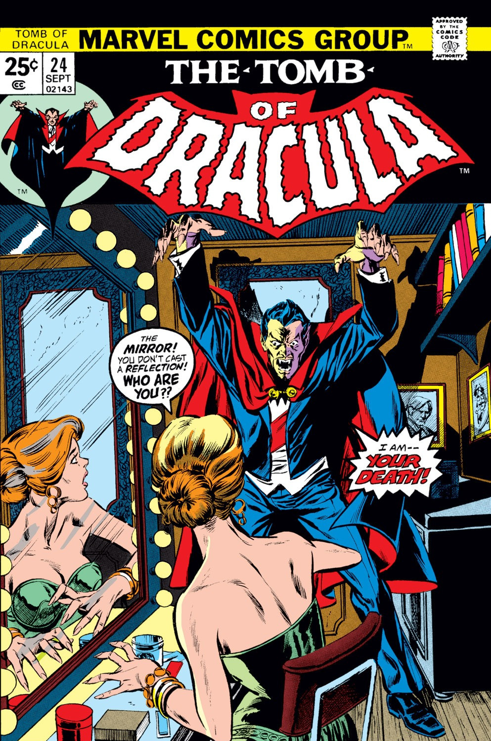 Tomb of Dracula Vol 1 24