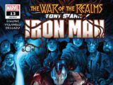 Tony Stark: Iron Man Vol 1 13