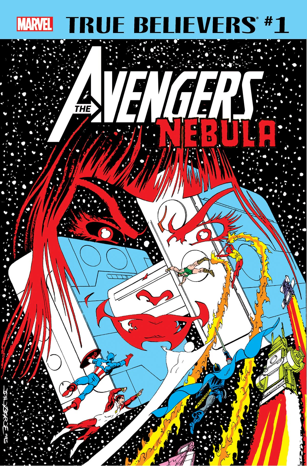 True Believers: Avengers - Nebula Vol 1 1
