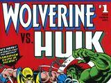 True Believers: Wolverine vs. Hulk Vol 1 1