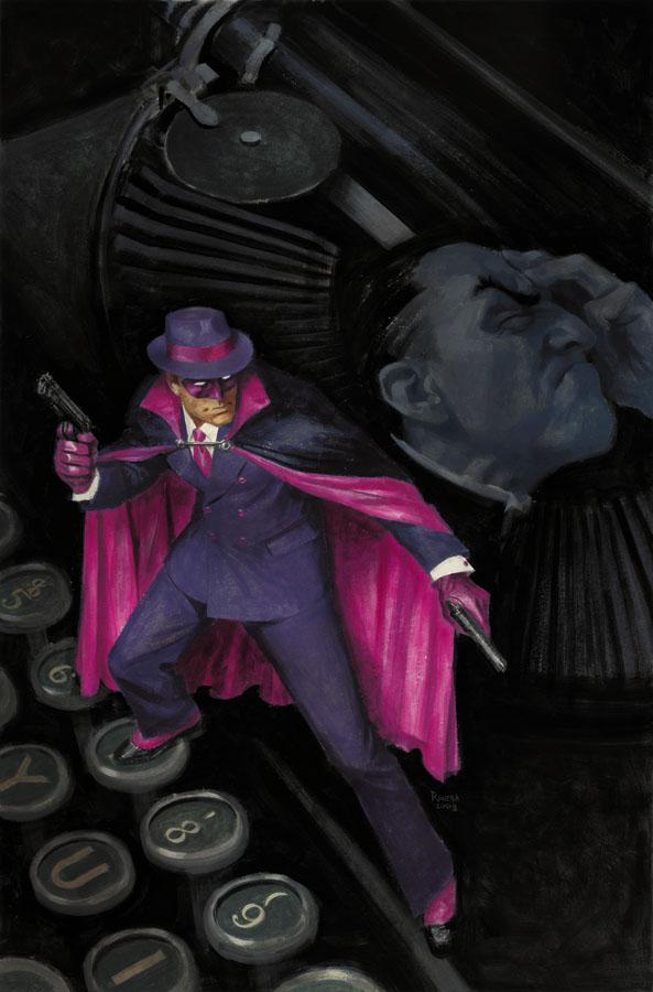 Richard Jones (Phantom Reporter) (Earth-616)