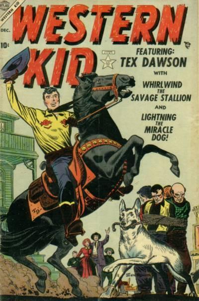 Western Kid Vol 1 1