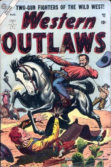 Western Outlaws Vol 1 4