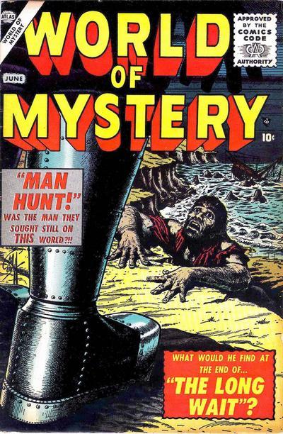 World of Mystery Vol 1