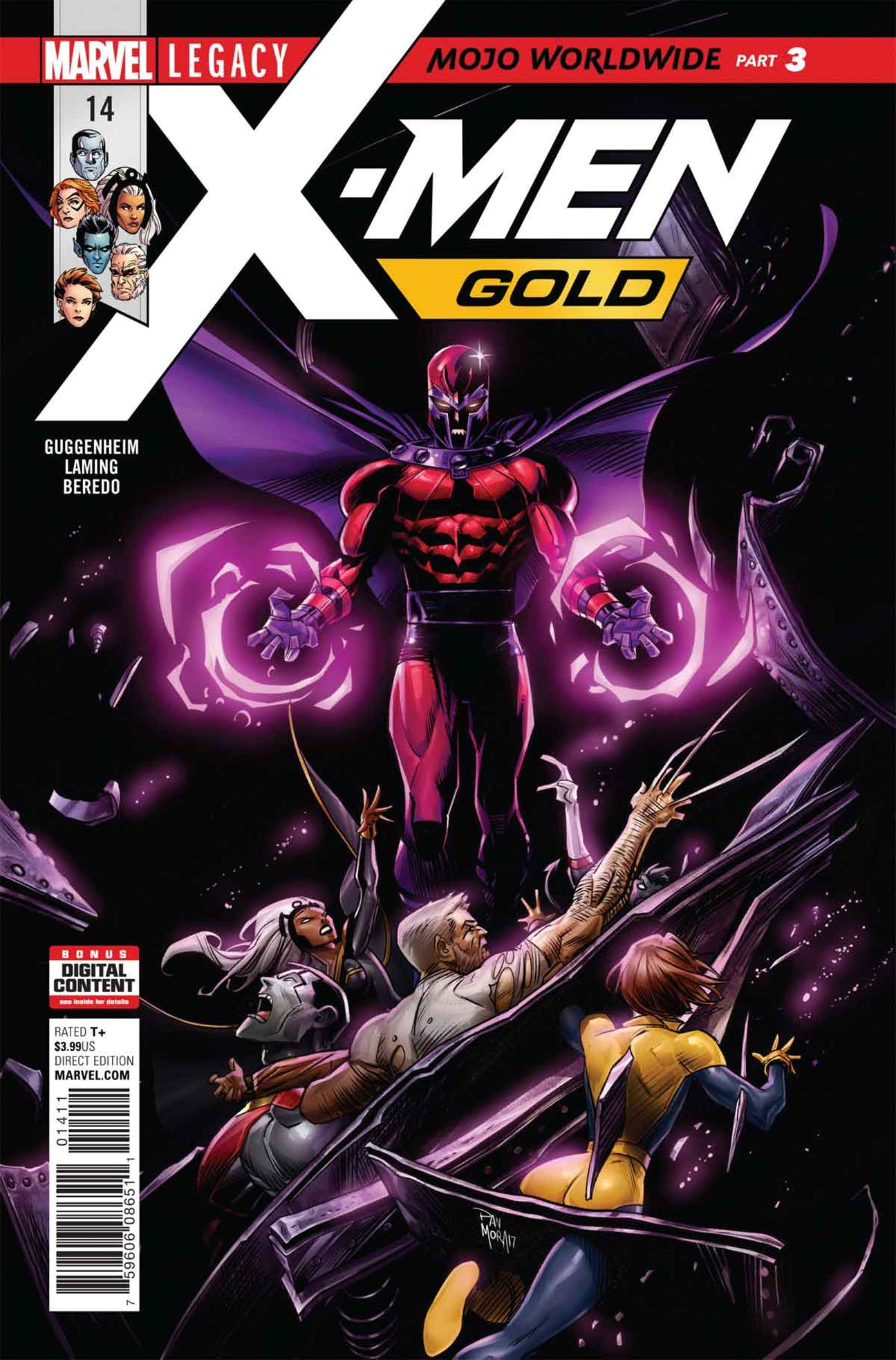 X-Men: Gold Vol 2 14