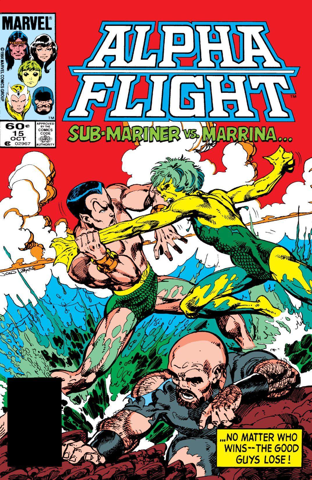 Alpha Flight Vol 1 15