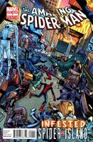Amazing Spider-Man Infested Vol 1 1