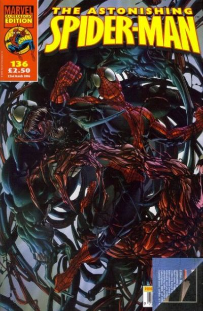 Astonishing Spider-Man Vol 1 136