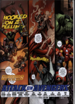Attack on Avengers from Free Comic Book Day Vol 2015 Secret Wars 001.png