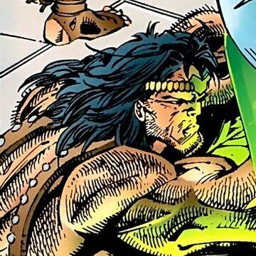 Barbarus (Earth-7642) from Badrock Wolverine Vol 1 1 001.jpg