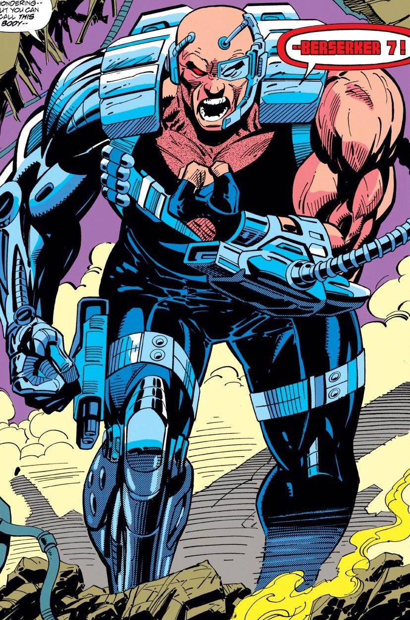 Berserker 7 (Earth-616)