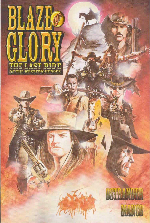 Blaze of Glory TPB Vol 1 1