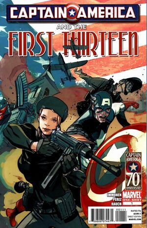 Captain America and the First Thirteen Vol 1 1.jpg