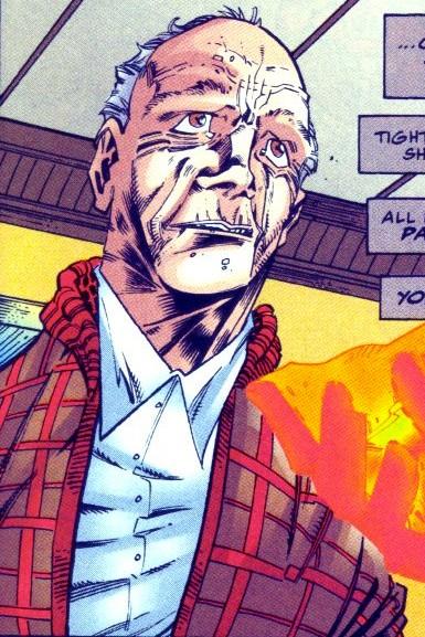 Carl Shuffler (Earth-616)