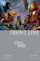 Civil War Front Line Vol 1 1
