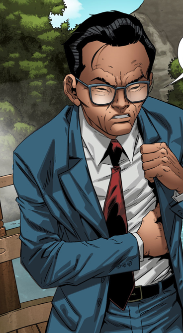 Councilor Narita (Earth-616)