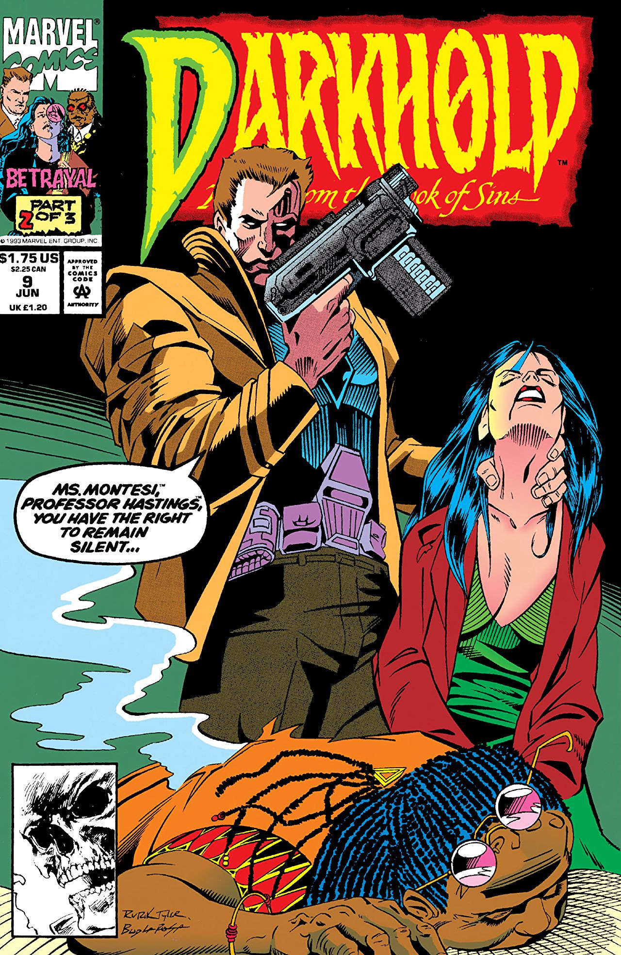 Darkhold: Pages from the Book of Sins Vol 1 9