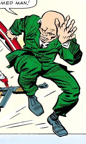 Deacon (Criminal) (Earth-616)