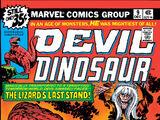 Devil Dinosaur Vol 1 9