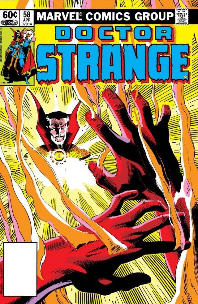 Doctor Strange Vol 2 58