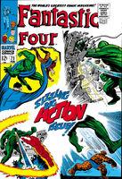 Fantastic Four Vol 1 71