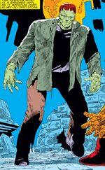 Frankenstein's Monster (Battleworld) (Earth-616)