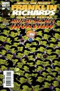 Franklin Richards Not-so-Secret Invasion Vol 1 1