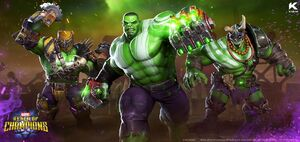 Gamma Horde (Earth-TRN517) from Marvel Realm of Champions 002.jpg
