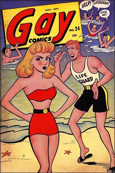 Gay Comics Vol 1 24