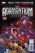 Hunt for Wolverine Adamantium Agenda Vol 1 3