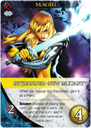 Illyana Rasputin (Earth-616) from Legendary X-Men 001