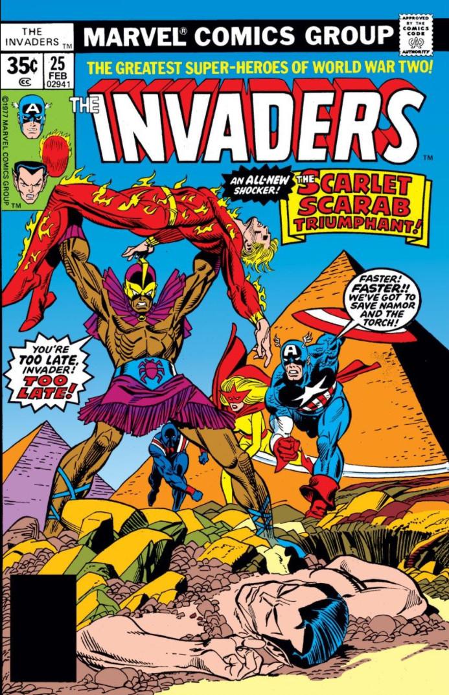 Invaders Vol 1 25
