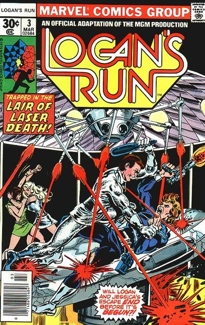 Logan's Run Vol 1 3