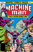 Machine Man Vol 1 7