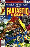 Marvel's Greatest Comics Vol 1 81