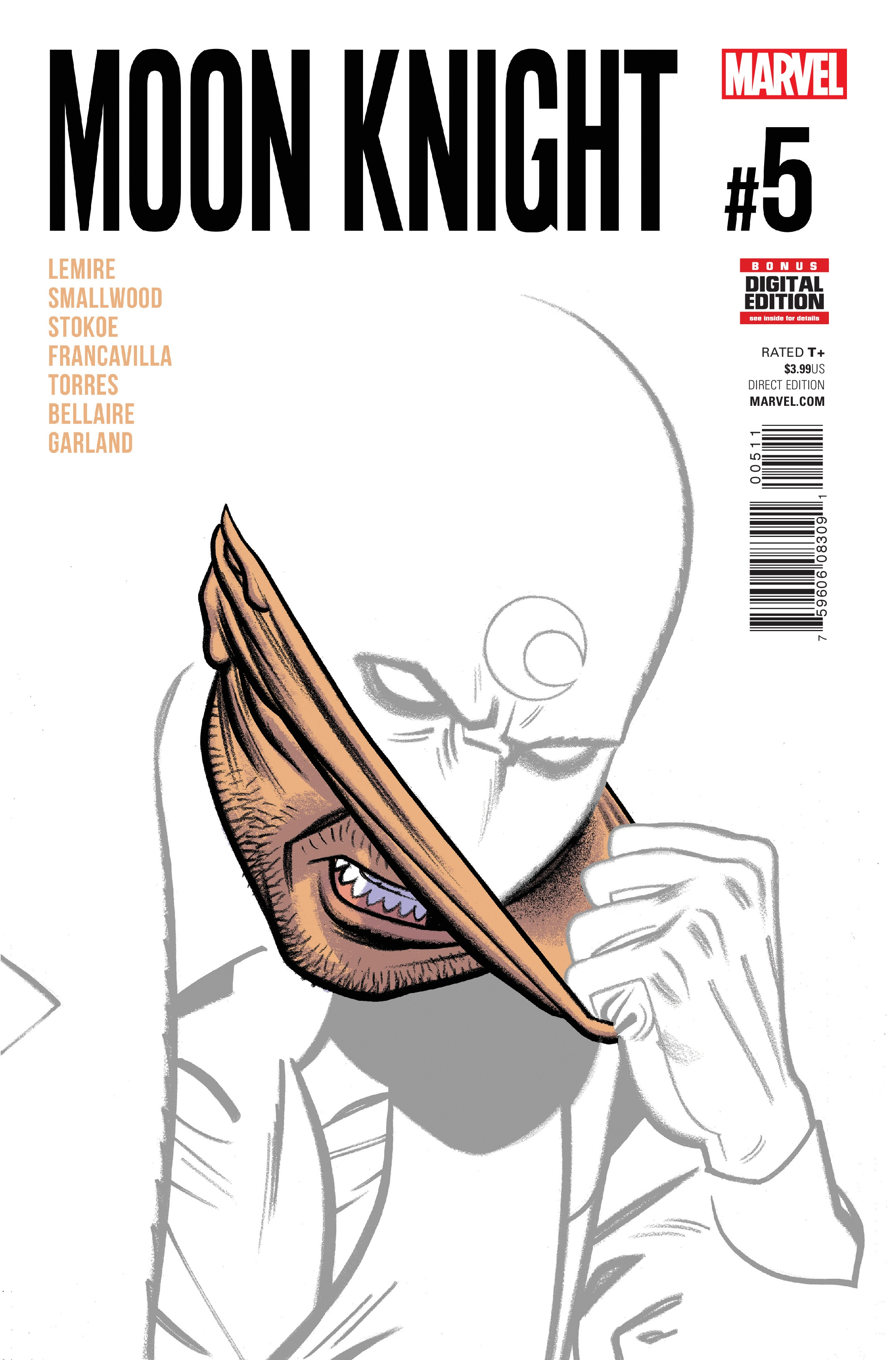 Moon Knight Vol 8 5