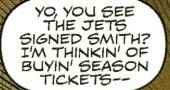 New York Jets (Earth-7642)