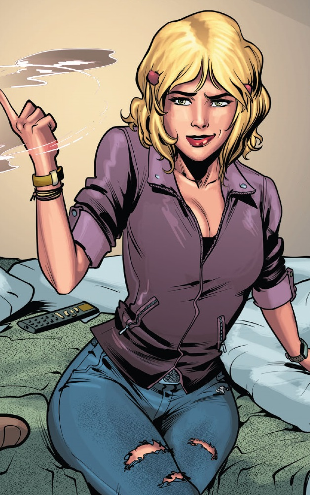 Norah Winters (Earth-616)